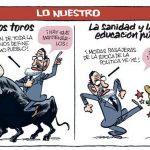 Prioridades en Españistán