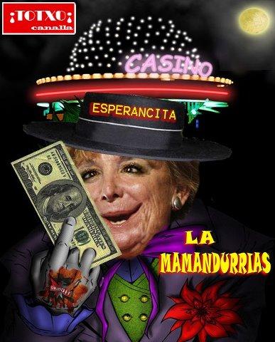 Esperanza Aguirre - Las mamandurrias