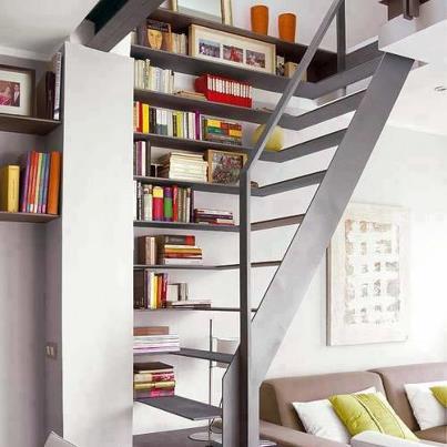 Estantería-escalera