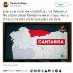 Cantabria según Telecinco
