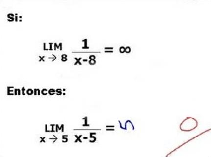 Un crack en matemáticas