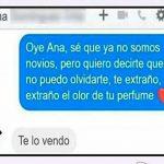 Tremendo zasca de Ana a su ex