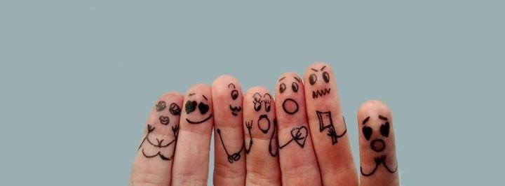 familia de dedos
