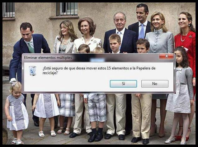 Familia Real en Windows