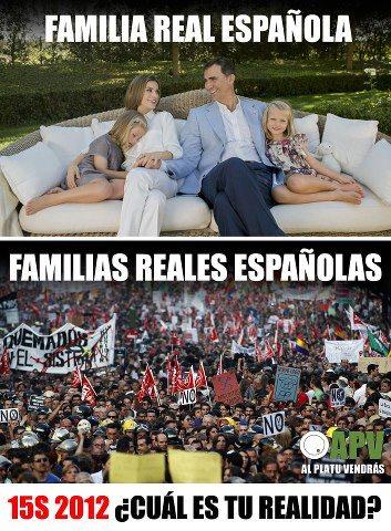 Familia real española / familias reales españolas