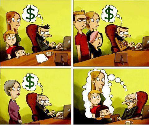 Familia vs trabajo