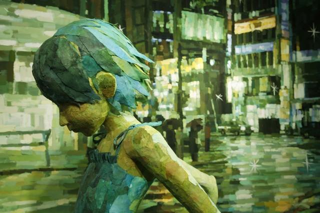 Pintura y escultura - Niña