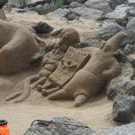 Figuras de arena – Bob Esponja