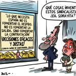 Soraya Sáenz de Santamaría dixit
