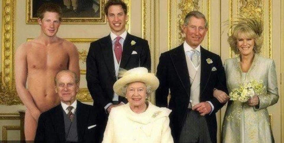 Nueva foto oficial de la familia real británica