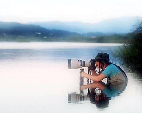 Buscando la foto