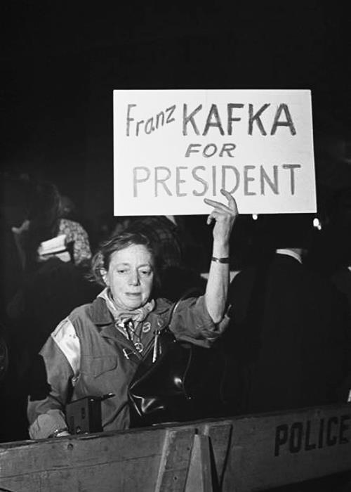 Franz Kafka for President