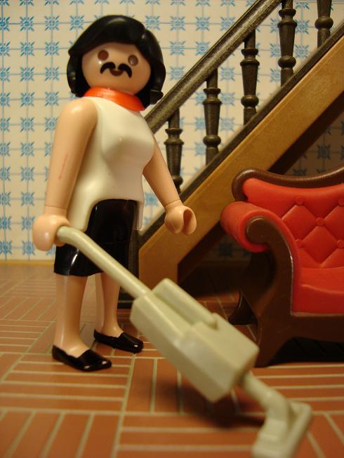 I want to breakfree (Playmobil)