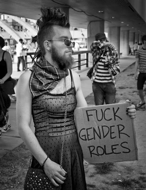 Fuck gender roles