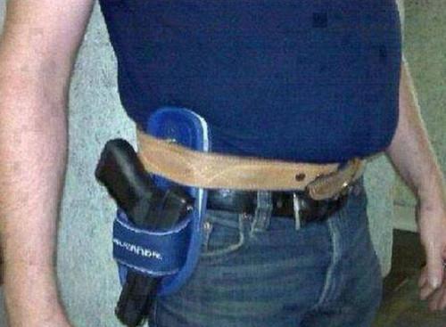 Funda de pistola último modelo