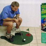 Gadgets para hombre: Mini-golf para water