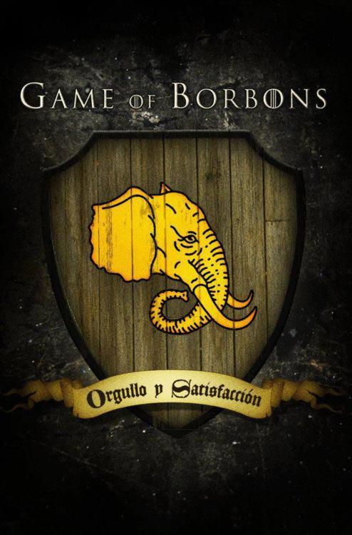 Juego de Borbones