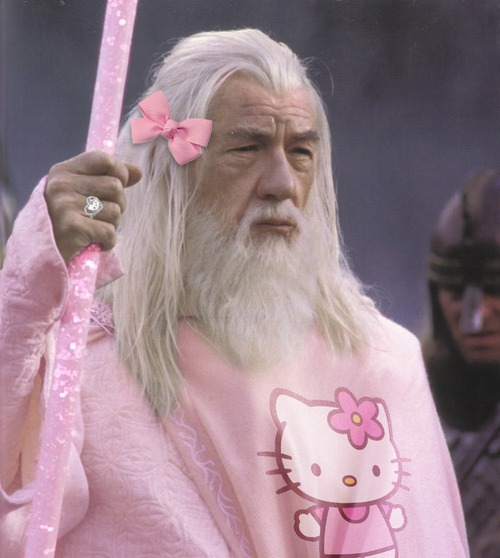 gandalf hello kitty