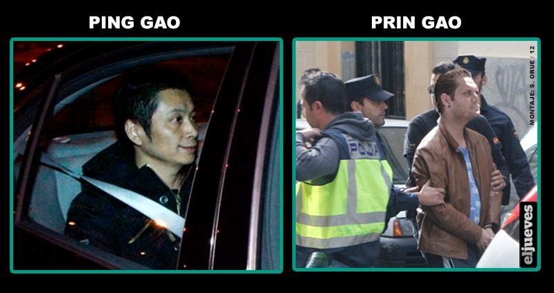 Ping Gao y Prin Gao