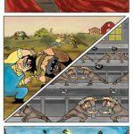 Crossover Dragon Ball – Marx