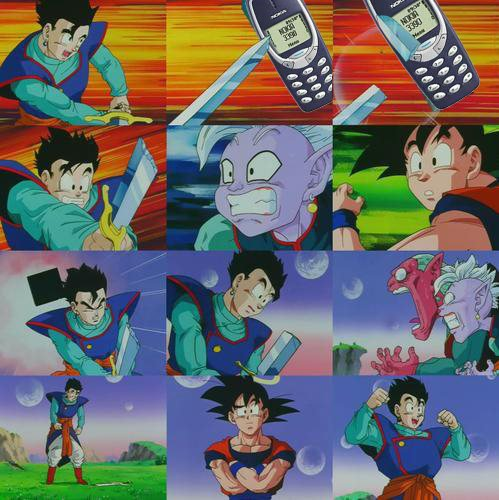 Goku - Nokia 3390