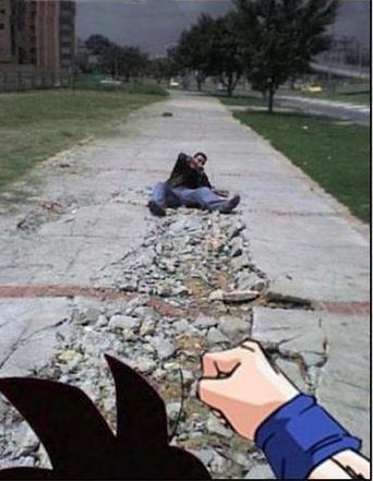 Golpe de Goku
