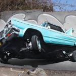 Graffiti – Muscle Car