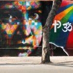 Graffiti – Rostro de niña