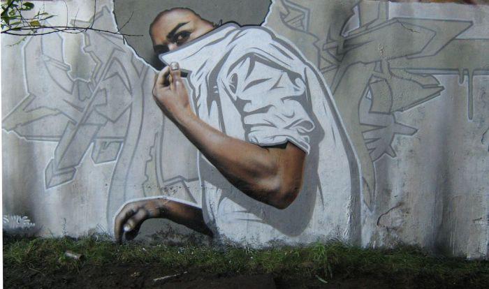 Graffiti - Afro
