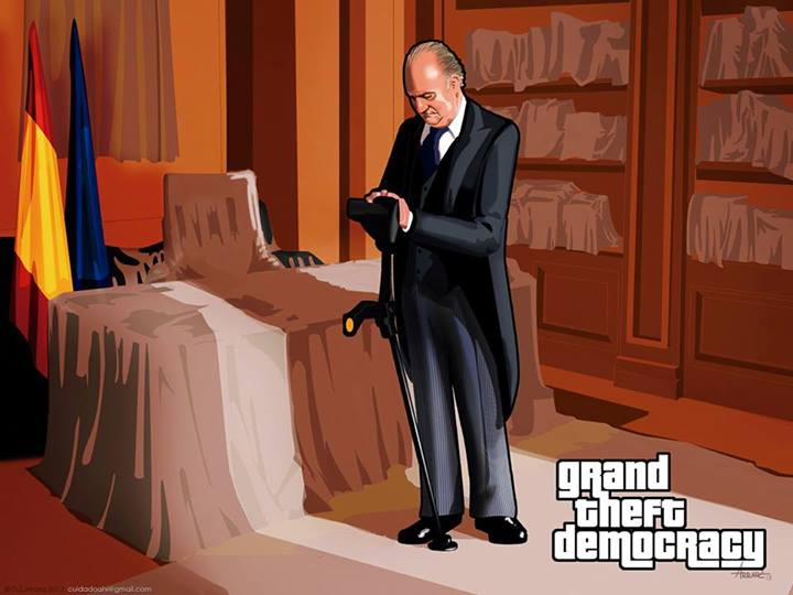 grand theft democracy
