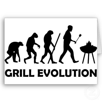 Grill evolution