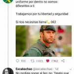 Troleando a la Guardia Civil por Twitter