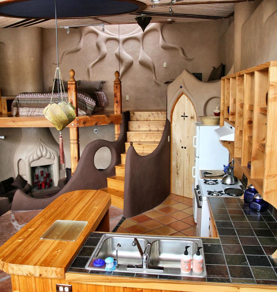 Habitación de cuento de hadas