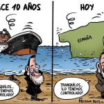Tranquilos, lo tenemos controlado (Rajoy)