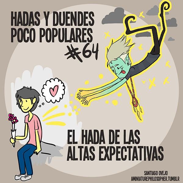 Hadas y duendes poco populares 64 - El hada de las altas expectativas