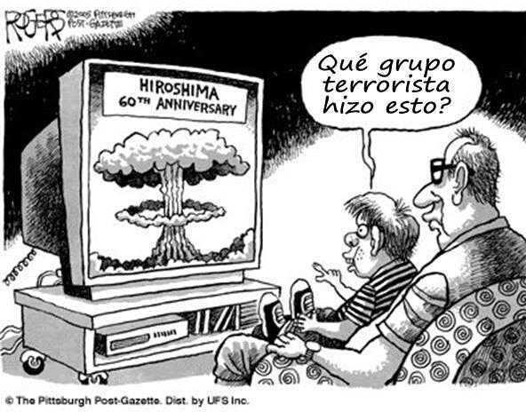¿Qué grupo terrorista hizo esto?
