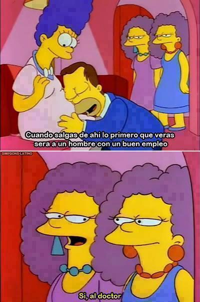 Lo primero que verá el hijo de Homer