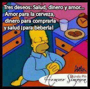 Los tres deseos de Homer Simpson