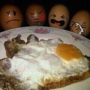 Funeral de huevos