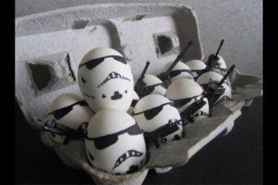 Huevos imperiales