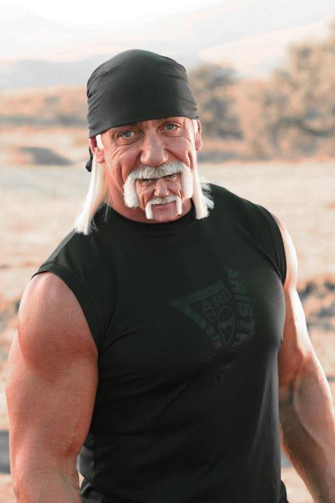 Hulk Hogan doble