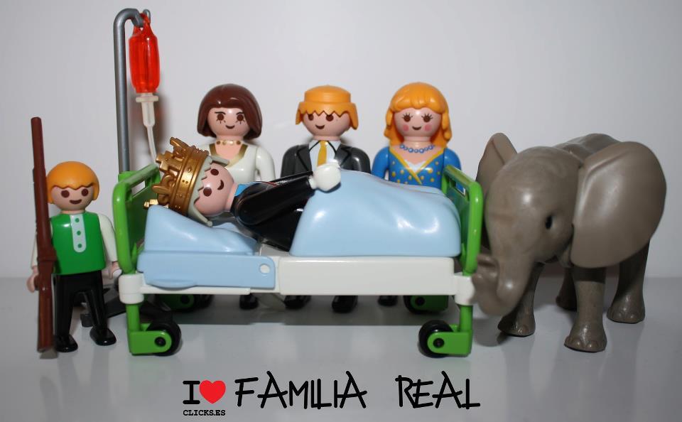I love familia real