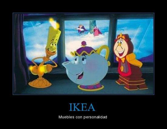 IKEA, muebles con personalidad