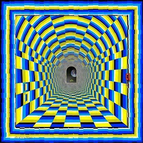 Te apuesto +8 que estas ilusiones opticas te sorprenderán!