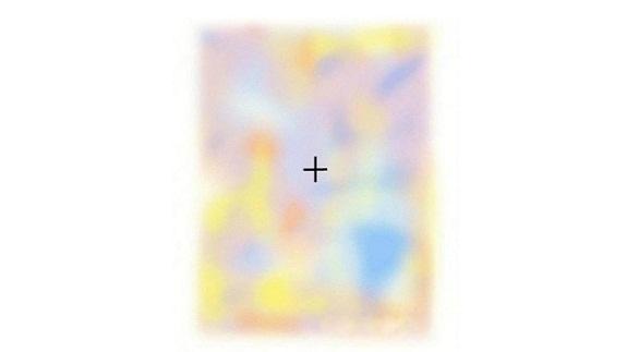 Ilusiones ópticas - Dibujo que desaparece