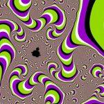 Ilusiones ópticas – figuras que se mueven