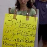 Petición de rescate de una ciudadana