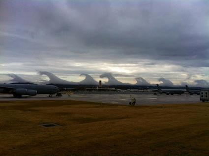 Nubes-olas