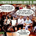 Isabel Pantoja condenada