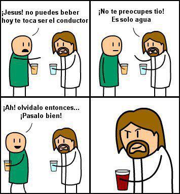 El truquito de Jesús
